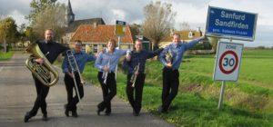 Optreden Charivari & Fryska @ Kerkje Sandfirden