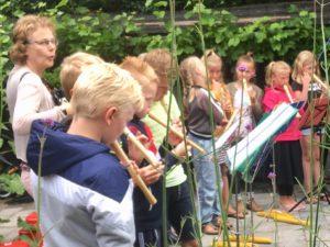 Optreden AMV leerlingen en De Notenkrakers - GEANNULEERD @ Kerkje Sânfurd