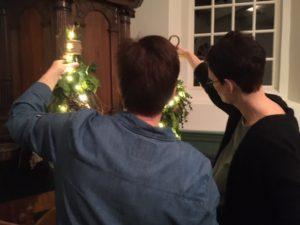 GEANNULEERD: DIY kerstgroen workshop @ Kerkje Sânfurd